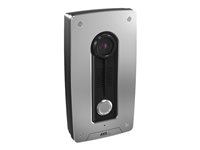 AXIS A8004-VE Network Video Door Station - Cámara de vigilancia de red - para exteriores - a prueba de polvo / impermeable - color - 1280 x 960 - montaje M12 - iris fijo - LAN 10/100 - MPEG-4, H.264 - PoE 0673-001