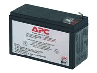 APC Replacement Battery Cartridge #35 - Batería de UPS - 1 x Ácido de plomo - negro - para Back-UPS ES 350 RBC35