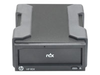 HPE RDX Removable Disk Backup System - Unidad de disco - RDX - SuperSpeed USB 3.0 - externo C8S07B