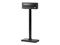 HP Customer Display Pole - Pantalla de cliente - 700 cd/m² - USB - USB - para ElitePad Mobile POS G2; ElitePOS G1 Retail System; MX12; Point of Sale System rp5800 FK225AA