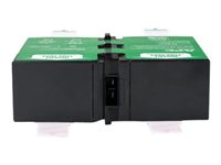 APC Replacement Battery Cartridge #123 - Batería de UPS - 1 x Ácido de plomo - para Back-UPS XS 1300 APCRBC123